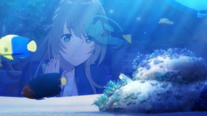 Shiroi Suna No Aquatope Episode 14