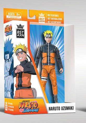 Naruto Uzumaki Naruto Action Figure Animetal Anime Uk