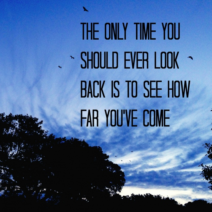 Image result for looking back
