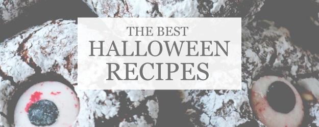Best Halloween Recipes