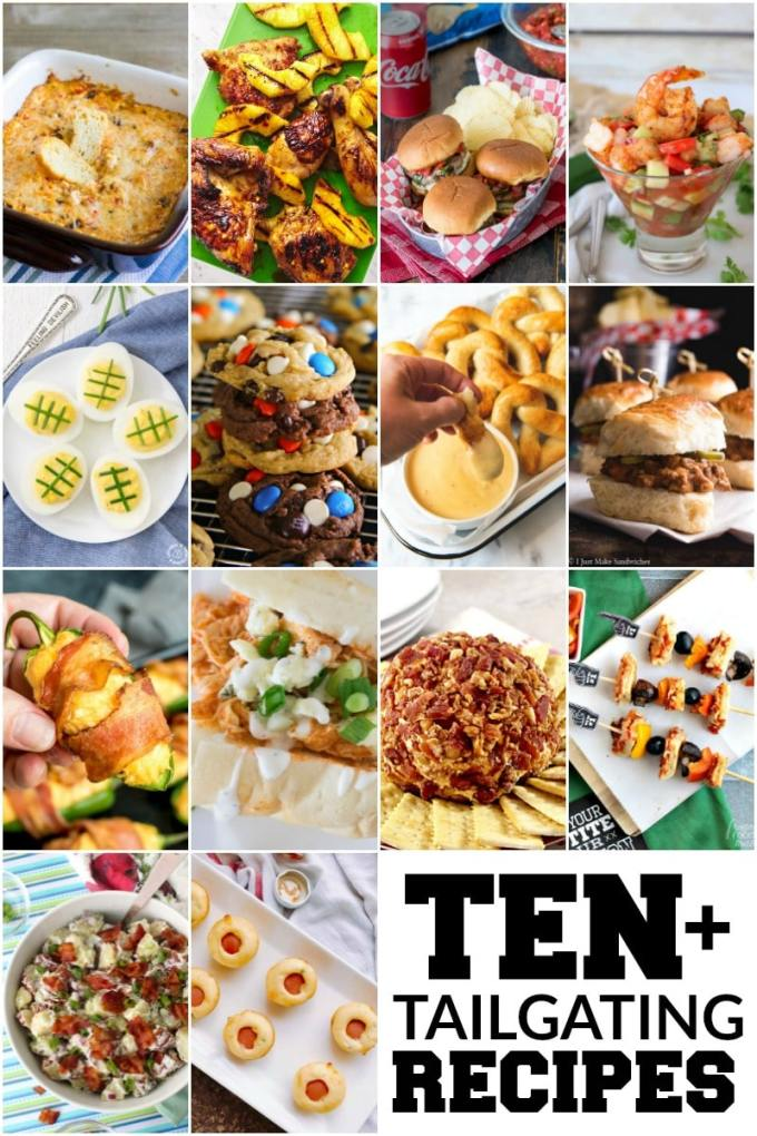 Recipes for Football Food