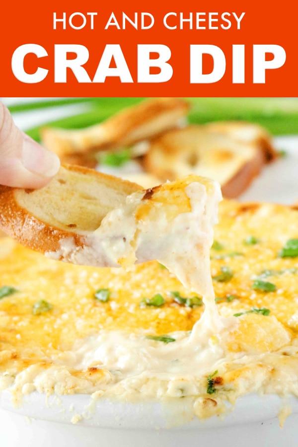 Easy Hot Crab Dip
