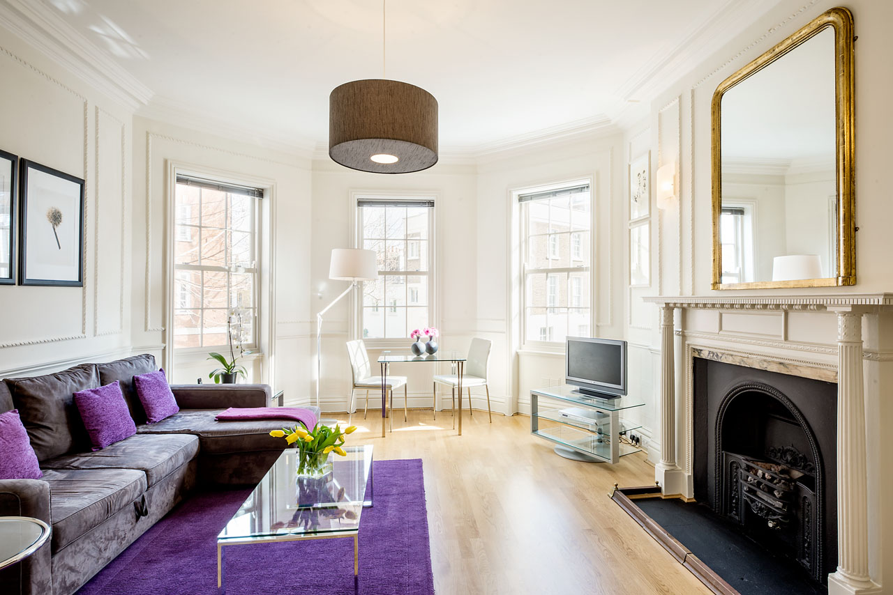 chelsea sofa st albans l shaped sofas uk serviced apartment to rent and let  long stay flat