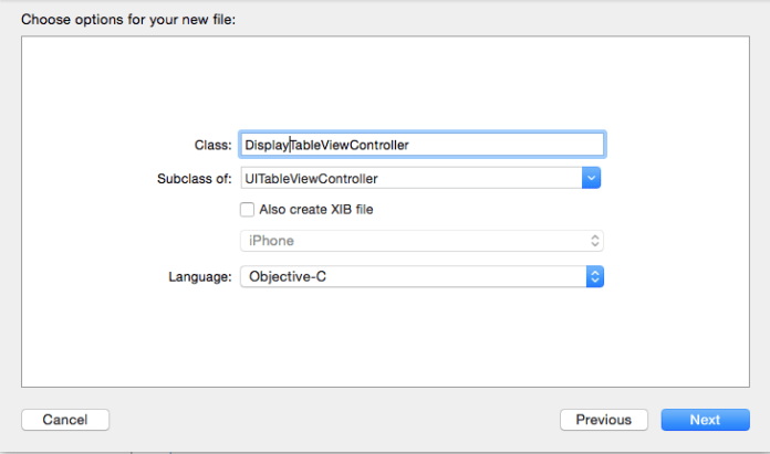create-new-objective-c