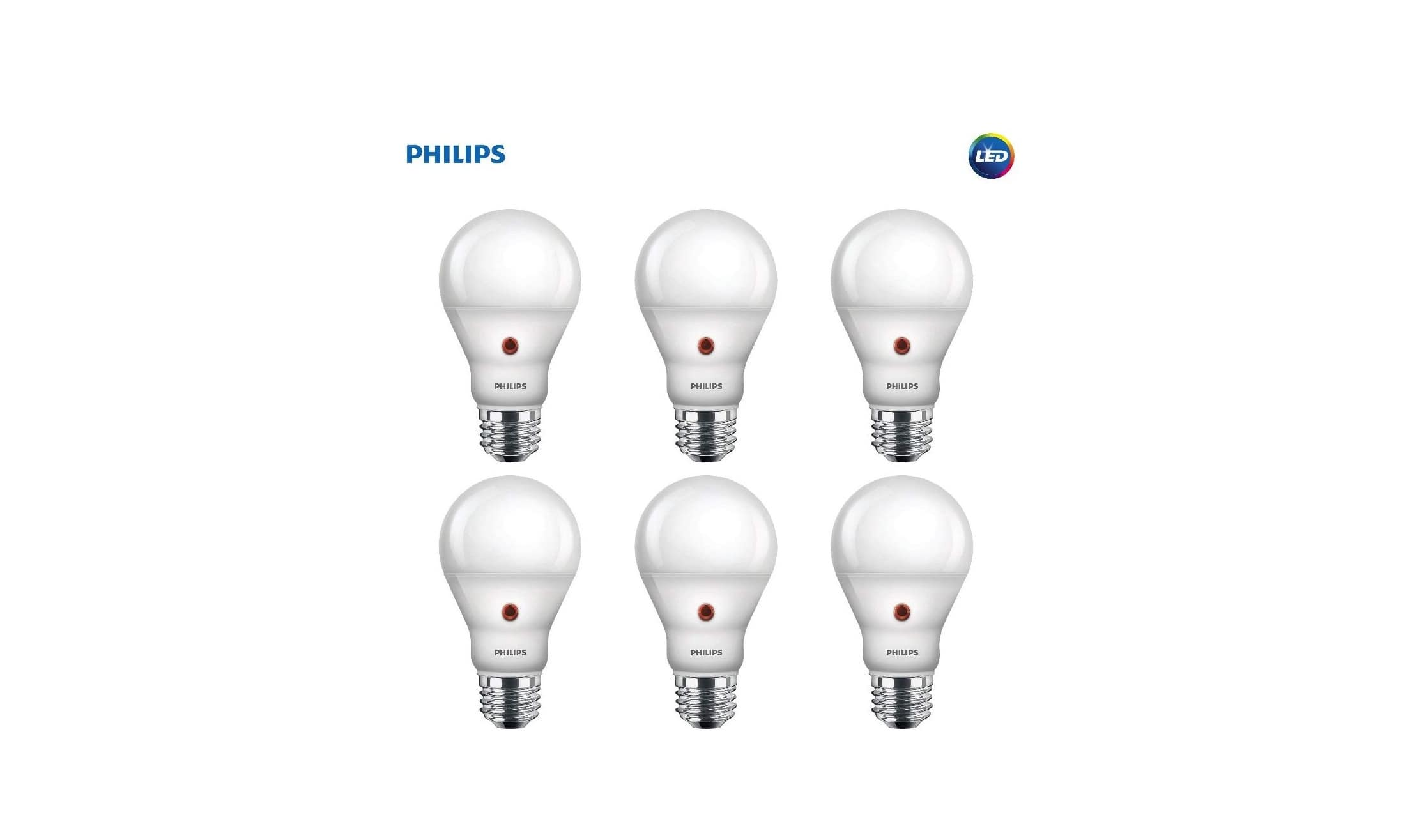 Philips LED Dusk-To-Dawn Light Bulb Drops To $7 Per Piece