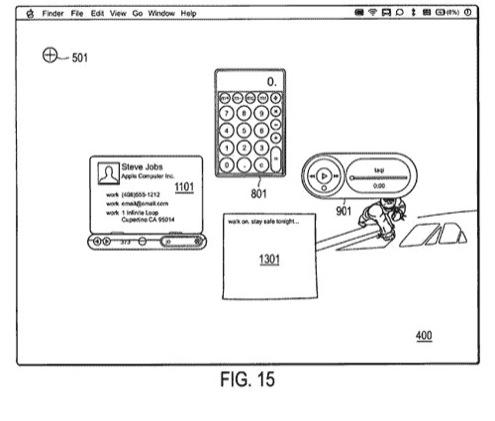 Dashboard, iPod Nano 2G e iChat ormai sono un brevetto