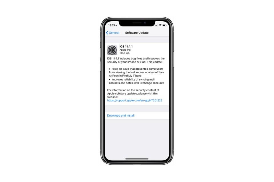 ios 11.4 1 download apple