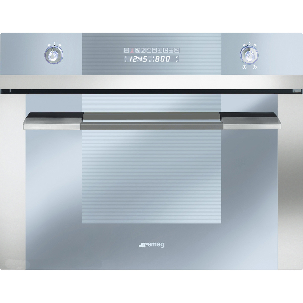 hight resolution of smeg sc45vc2 built in combination compact steam oven
