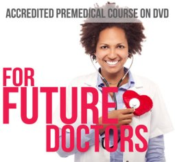 Become a doctor   Accredited Pre Medical Course and Kit