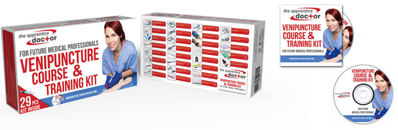 Venipuncture Box 800