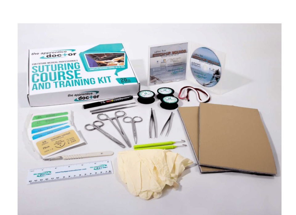 Suture Kit for Medical Students <br/> Practice & Perfect Your Suturing Skills