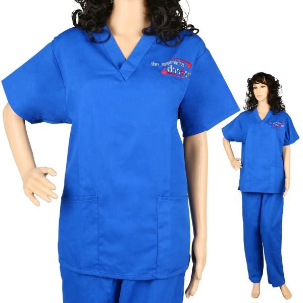 Scrubs from The Apprentice Doctor