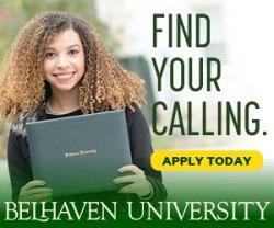 Belhaven University - Find Your Calling