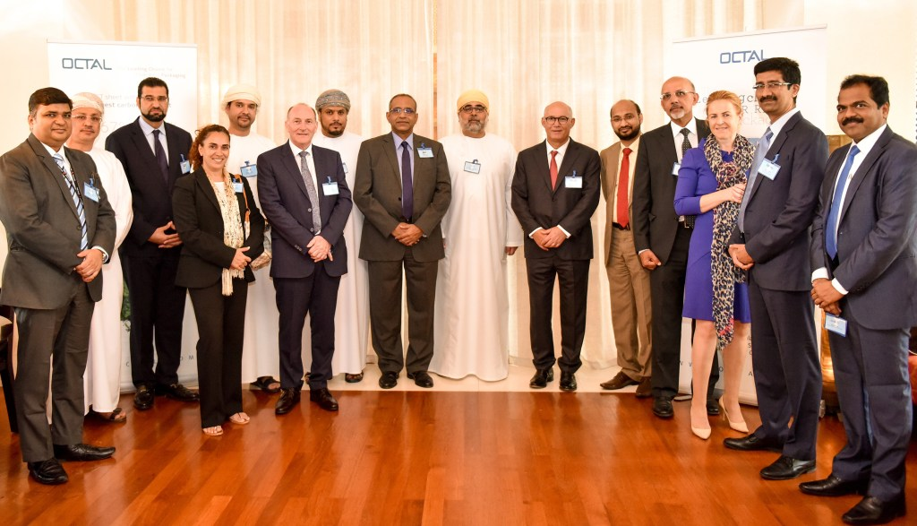 OCTAL to invest $50 million in Oman - The Arabian Stories