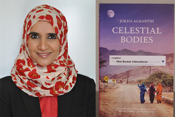 Oman Latest News : Omani woman writer listed for 2019 Man Booker prize