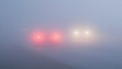 Latest International News : 68 vehicles collide in fog blanketed UAE