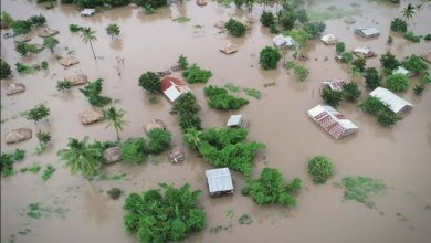 Latest International News : Cyclone Idai 'kills 1000' in Mozambique