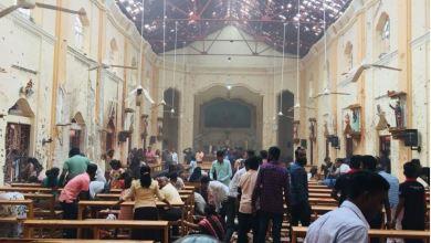 Latest International News : Death toll in Lanka is 207; seven arrested