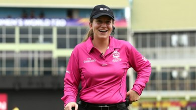 Oman Latest News : Aussie woman to make history as first female umpire in Oman-Namibia final
