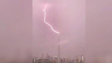 Latest International News : OMR100,000 fine for spreading rain rumours on social media in Dubai