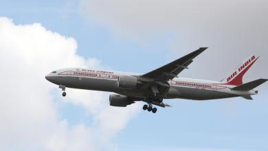 Latest International News : Air India plane diverted to land in London after 'bomb threat'