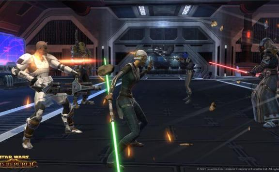 Star Wars The Old Republic PvP