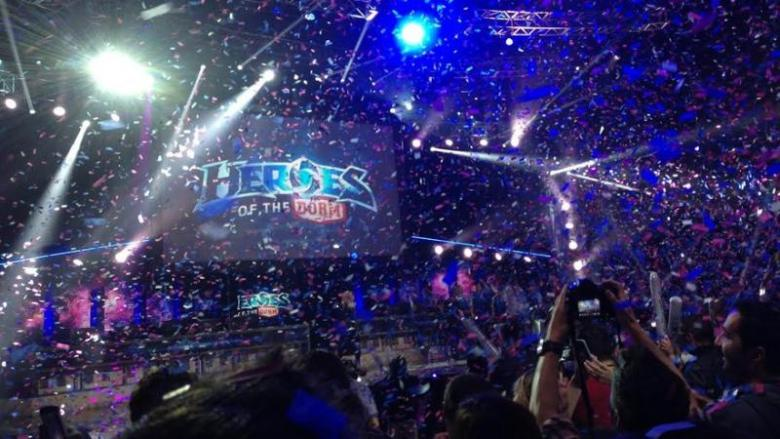 Heroes Of The Storm Esport