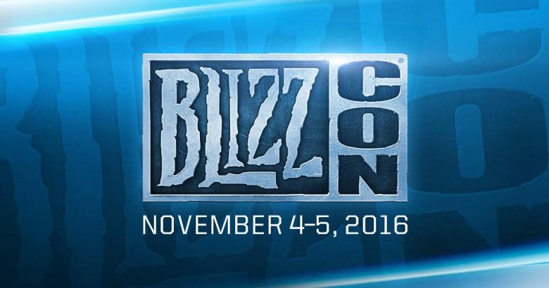 BlizzCon Logo 2016