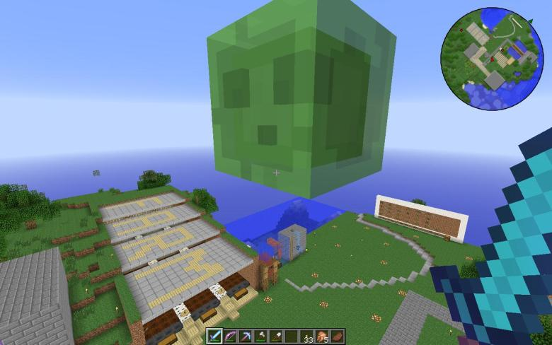 Where Do Slimes Spawn In Minecraft?
