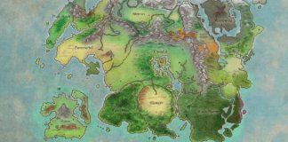 Beyond Skyrim Dev Diary muestra el enorme continente de Tamriel 2