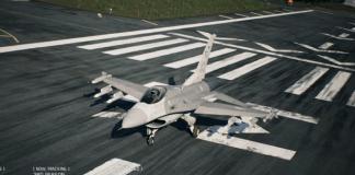 Ace Combat 7 - Cómo se usan los Flares (Bengalas) 3