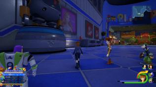 Kingdom Hearts 3 - Emblemas de la Suerte - Cómo desbloquear el final secreto 51