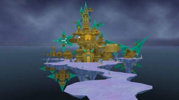 kingdom hearts castle oblivion