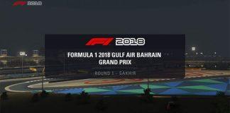F1 2018: Bahrein Grand Prix - Guía del circuito 1
