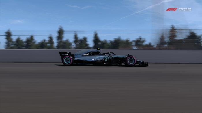 F1 2018 - Mercedes en modo carrera 5