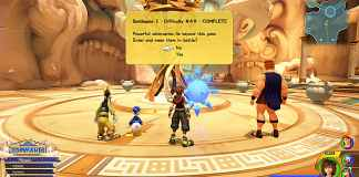 Kingdom Hearts 3 -  Portales de Batalla y Recompensas 16