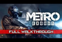 Metro Exodus Walkthrough 1