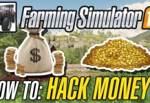Dinero rápido en Farming Simulator 19 (PC) (Cheat)