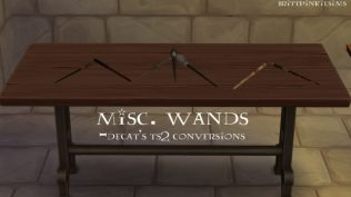 Los Sims 4 - Harry Potter (Mods) 30
