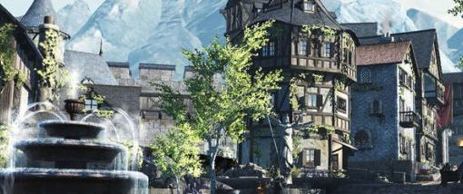 The Elder Scrolls: Blades - Guía de mejoras y decoraciones en la ciudad 1