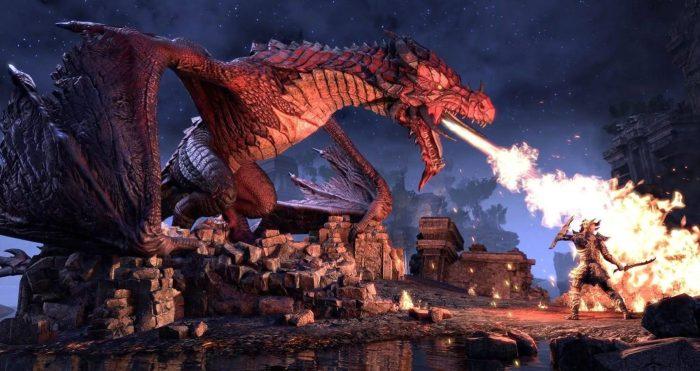 Elder Scrolls Online: Elsweyr - Consejos para cazar dragones