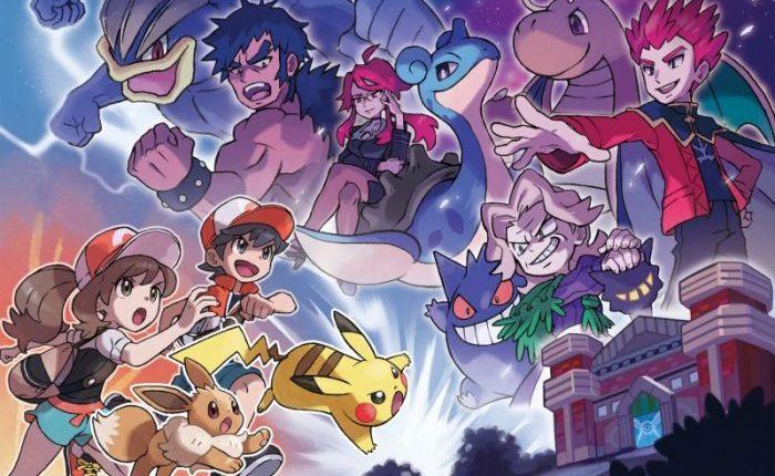 Pokémon: Let's Go, Pikachu / Eevee  – La evolución de un clásico