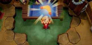 Legend of Zelda: Link's Awakening - Misiones de comercio