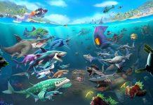 Hungry Shark World - Cómo desbloquear todos los tiburones y otros trucos 1