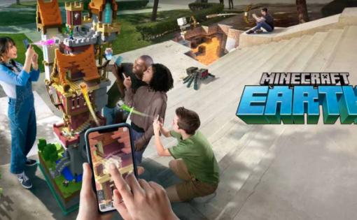 Minecraft Earth - Cómo se juega, ahora también modo Aventura 1