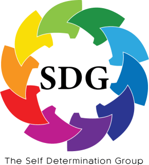 Self Determination Group logo