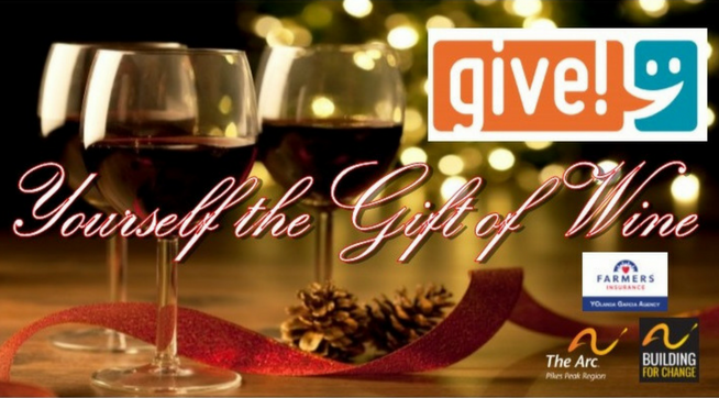 Give! the Gift of Wine Tasting