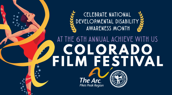 6th Annual Achieve With Us Colorado Film Festival: Join the Dance, Friday, March 23, Stargazers Theater