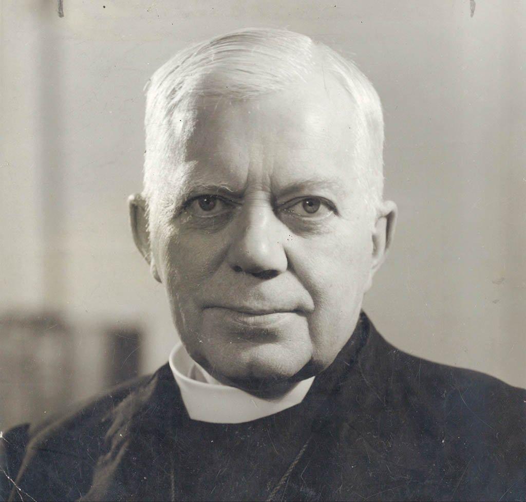 Bishop George Bell.