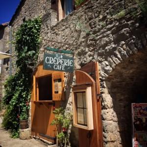 Creperie Montes, La Couvertoirade